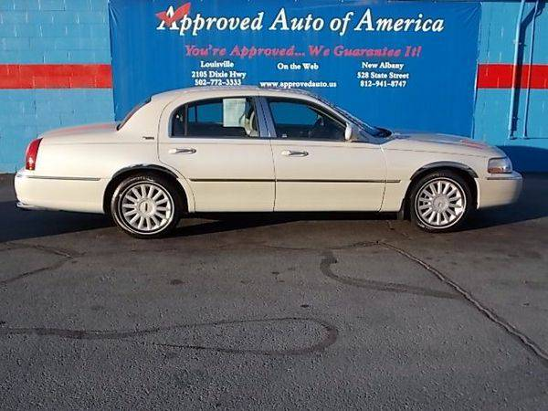 2005 *Lincoln* *Town* *Car* Signature - $299 DOWN SALE!!