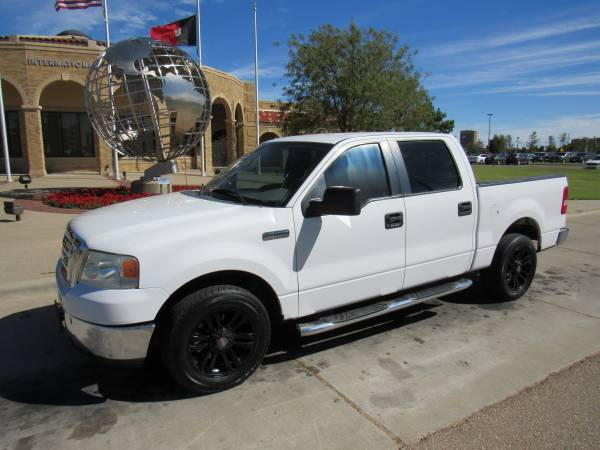 >>> $500 DOWN *** 2008 FORD F-150 XLT *** NICE TRUCK EASY...