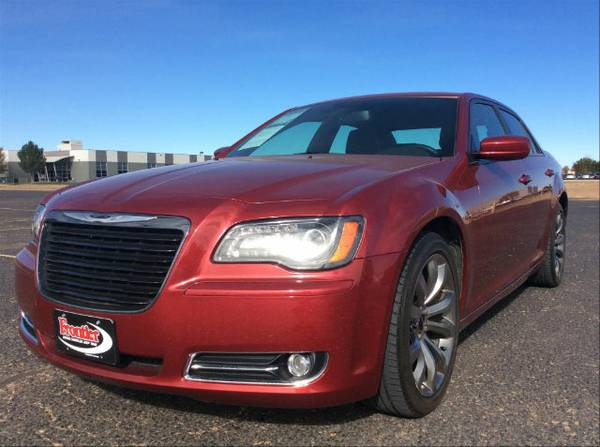 Stock D68043B 2014 Chrysler 300 Sedan S only 15,994 miles