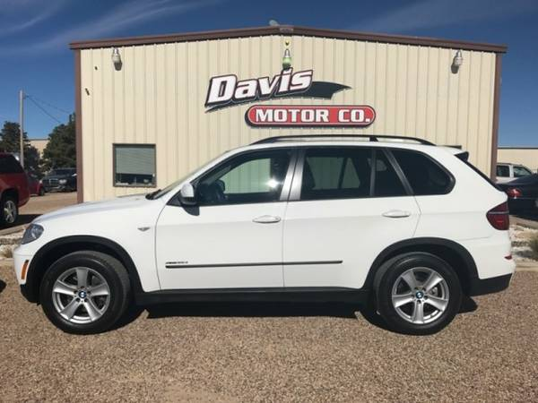 2012 BMW X5 AWD Diesel Leather NAV Pano-Roof Clean CarFax