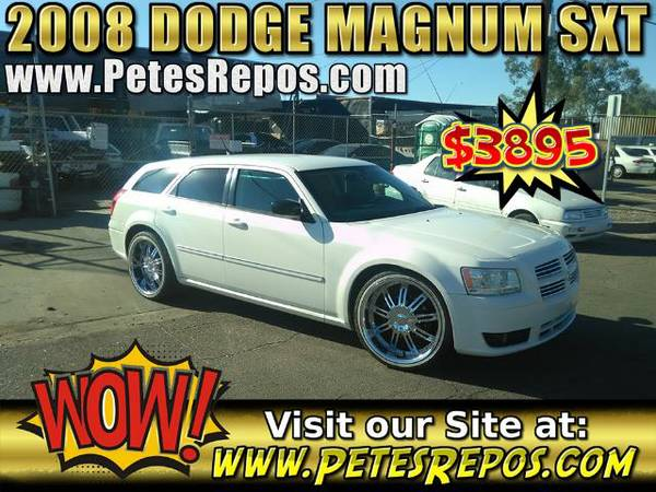 2008 Dodge Magnum For Sale - 08 Dodge