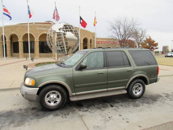 >>> $500 DOWN *** 2000 FORD EXPEDITION EDDIE BAUER *** EASY...