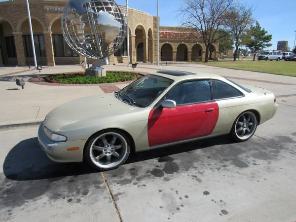 >>> $500 DOWN *** 1995 NISSAN 240SX *** TAKE A LOOK AT IT...