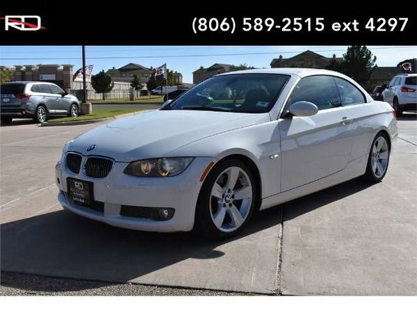 2008 *BMW 3 Series* 335i (White)
