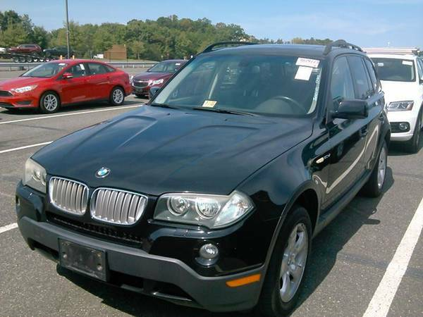 BMW X3 2007 3.0si Panaramic Sunroof - AWD - Heated Front & Rear Seats