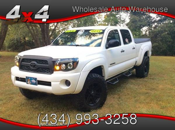 ***Very Clean** 2011 Toyota Tacoma 4x4 (Stock 1567) Double Cab