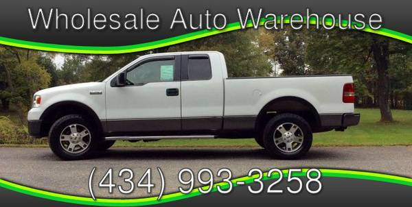 **Winters Coming** 2006 Ford F150 Lariat EX-Cab 4x4 (stock 1588)