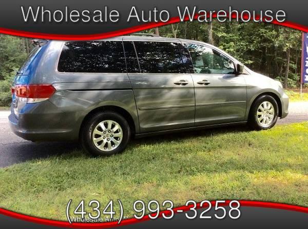 **Great Van** 2010 Honda Odyssey EX-Leather w/ RES (stock 1597)
