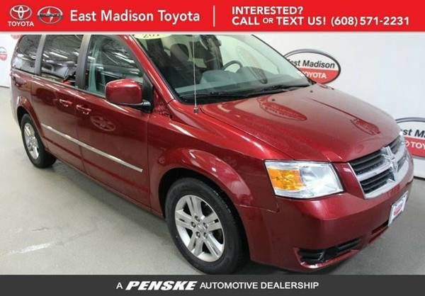 2010 Dodge Grand Caravan 4dr Wagon Crew Van Grand Caravan Dodge