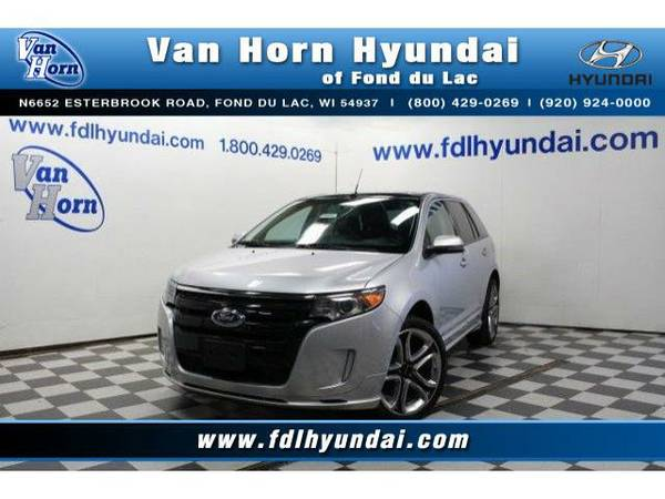 2013 *Ford Edge* AWD Sport - Ford-Financing for Everyone
