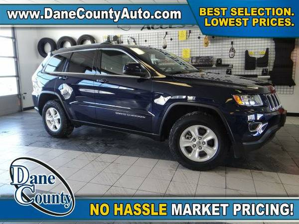 2014 *Jeep Grand Cherokee* Laredo - Jeep True Blue Pearlcoat