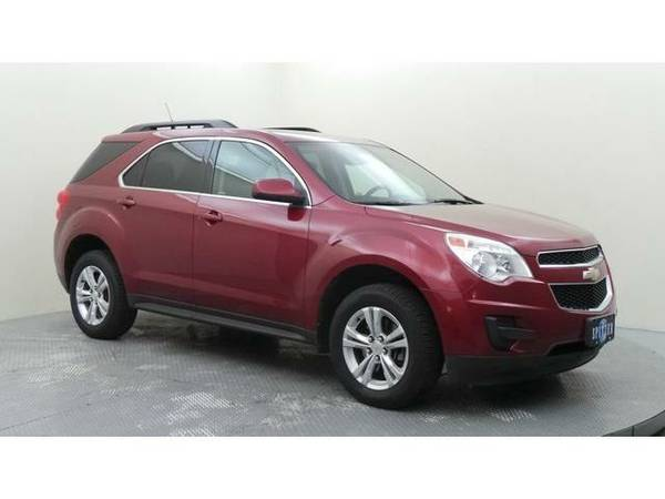 2010 *Chevrolet Equinox* LT (Cardinal Red Metallic)