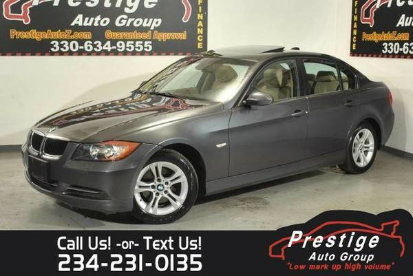 2008 BMW 328xi AWD Sedan 328xi BMW