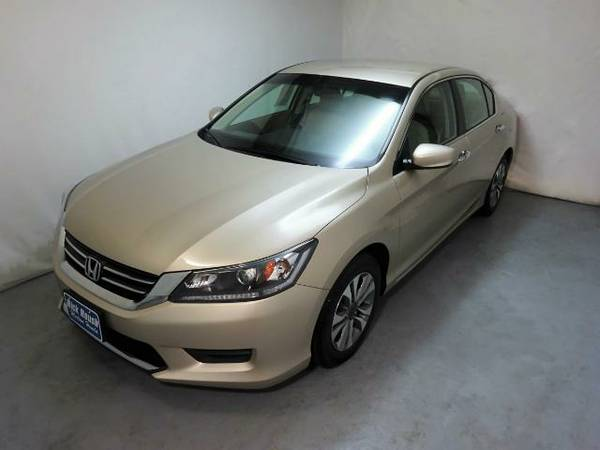 2015 Honda Accord Sedan LX - Contact Tyler in the Internet Department