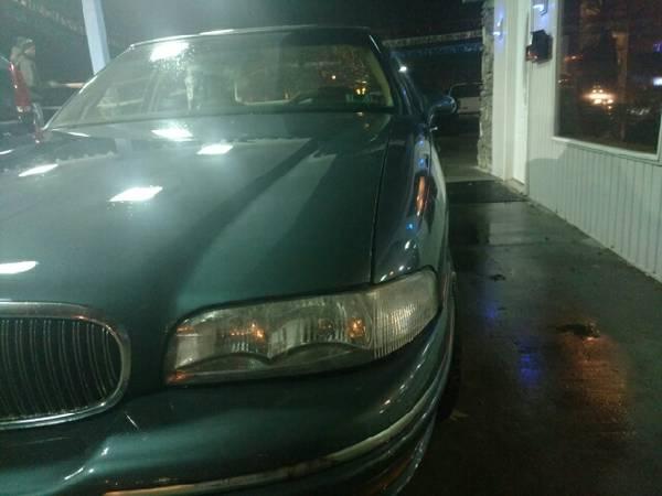 Buick LeSabre Limited 4dr Sedan