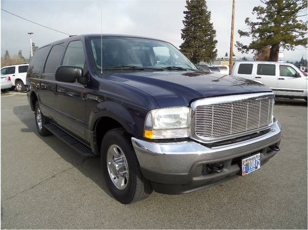 *** 2004 Ford Excursion XLS ***