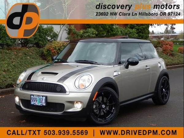 2009 MINI Cooper S *** LOW 40k & 1 Local Owner *** Clean title - Auto