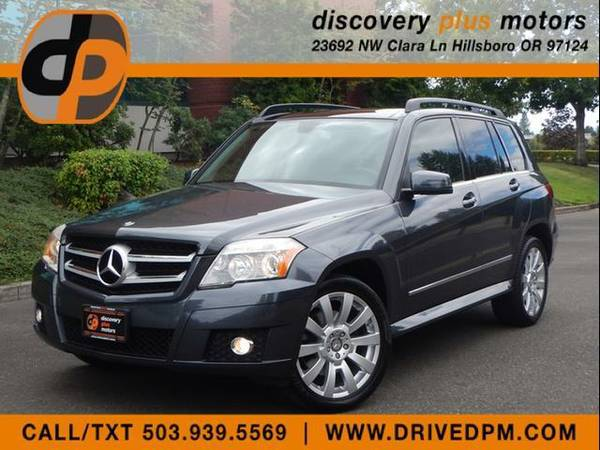 2010 Mercedes Benz GLK 350 4Matic AWD NAV Heated Seats LOW 69k