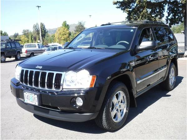*** 2007 Jeep Grand Cherokee Limited ***