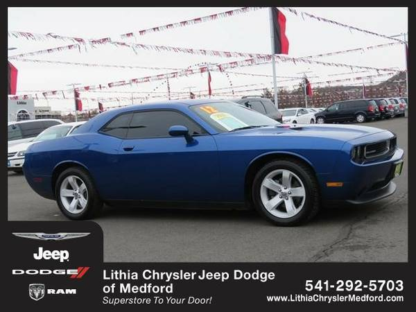 2012 Dodge Challenger BASE