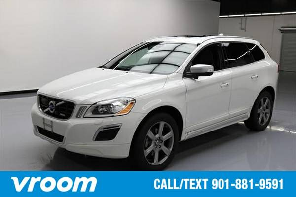 2013 Volvo XC60 AWD T6 4dr SUV SUV 7 DAY RETURN / 3000 CARS IN STOCK