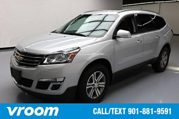 2016 Chevrolet Traverse 2LT 7 DAY RETURN / 3000 CARS IN STOCK