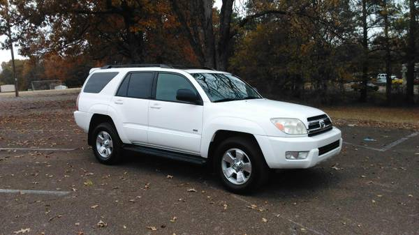 **Guaranteed Financing!!** 2005 Toyota 4-Runner $650 Down SPECIAL!