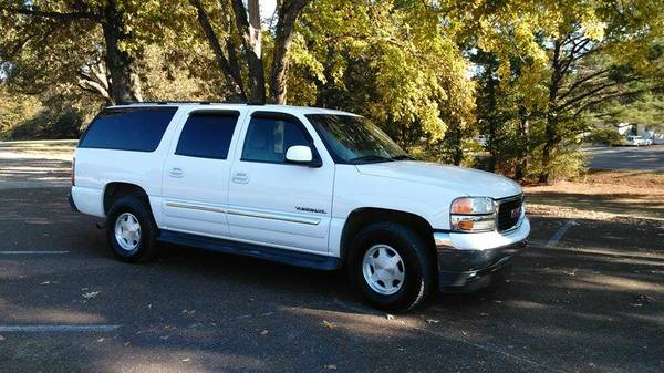 **Guaranteed Financing** 2003 GMC Yukon XL $550 Down Special!