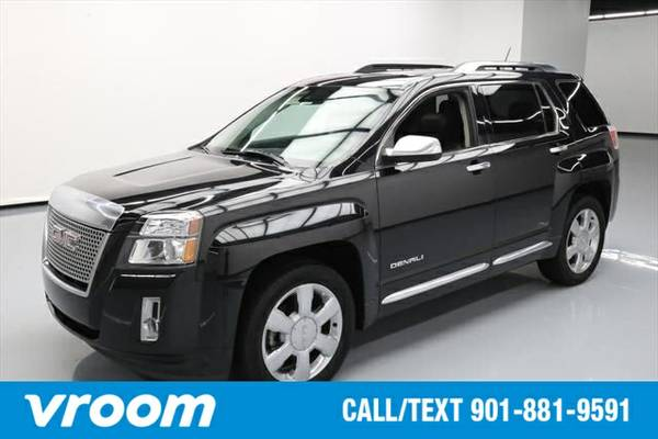2013 GMC Terrain Denali 7 DAY RETURN / 3000 CARS IN STOCK