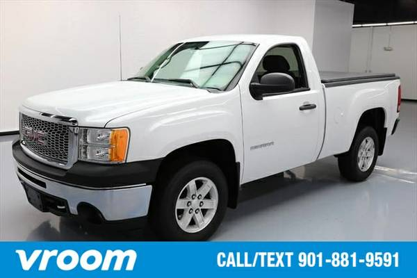 2013 GMC Sierra 1500 2dr Regular Cab Truck 7 DAY RETURN / 3000 CARS IN