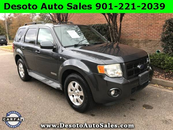 2008 Ford Escape Gray *Test Drive Today*