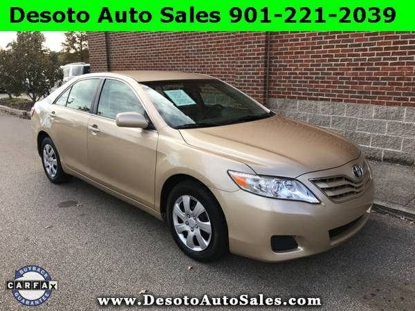 2010 Toyota Camry LE - Clean Carfax, Service records, Automatic transm