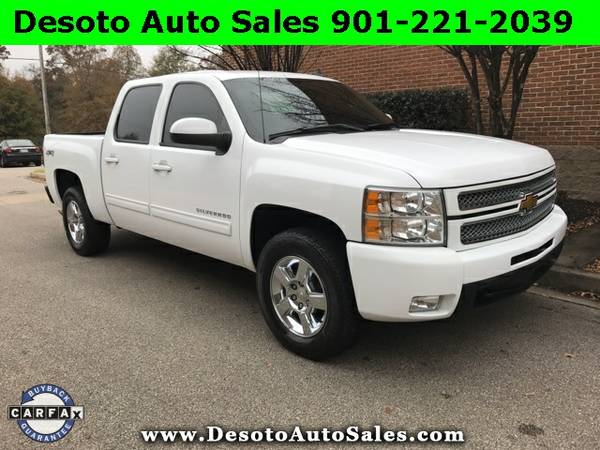 2013 Chevrolet Silverado 1500 Summit White *PRICED TO SELL SOON!*