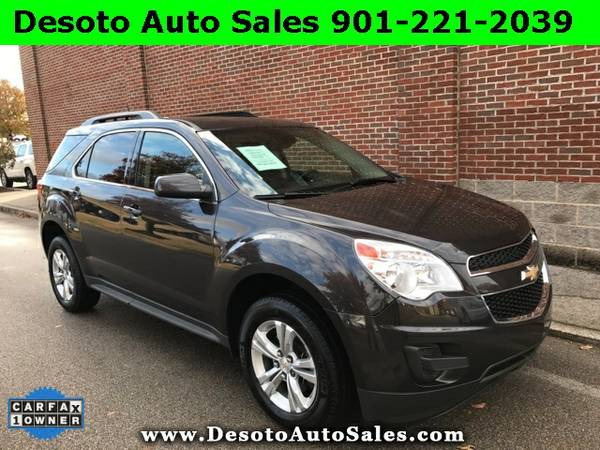 2015 Chevrolet Equinox LT - Only 22K miles, 1 Owner, Clean Carfax, Ser