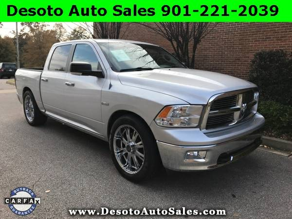 2010 Dodge 1500 Ram Silver Buy Today....SAVE NOW!!
