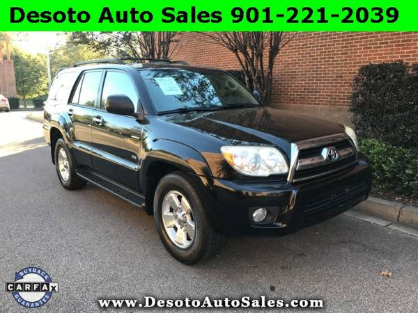 2009 Toyota 4Runner SR5 - Clean Carfax, Third seat, 4.0L V6 engine, Au