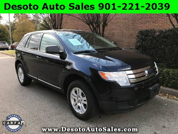 2010 Ford Edge SE - Service records, 3.5L V6 engine, Automatic transmi