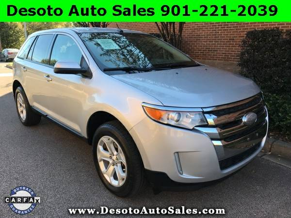 2012 Ford Edge SEL - Automatic transmission, Power windows, Power lock