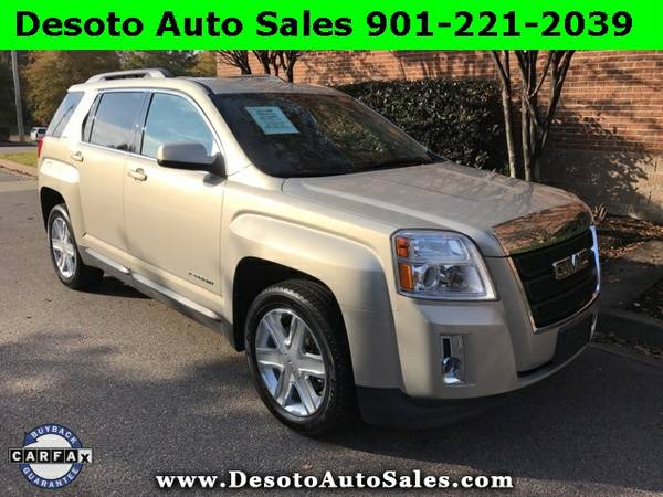 2011 GMC Terrain SLT with Backup Camera - Only 73K miles, Clean Carfax