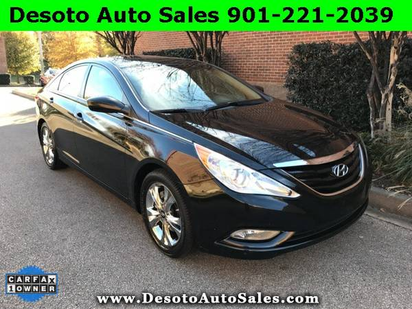 2013 Hyundai Sonata GLS with NAV - Low miles, 1 Owner, Clean Carfax, A
