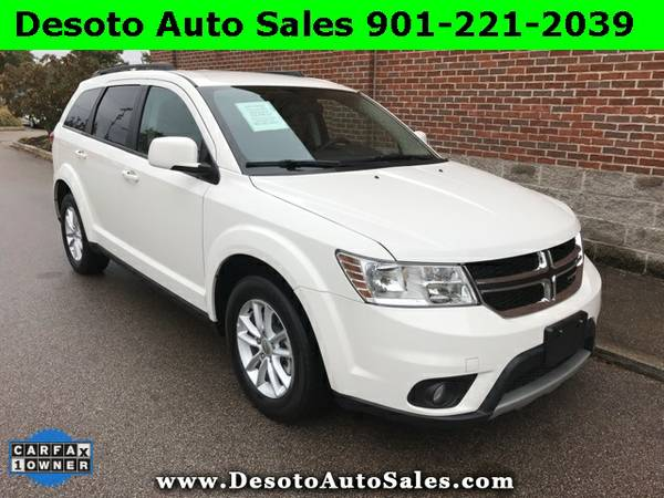 2015 Dodge Journey SXT with Third Seat - Only 39K miles, 1 Owner, Clea