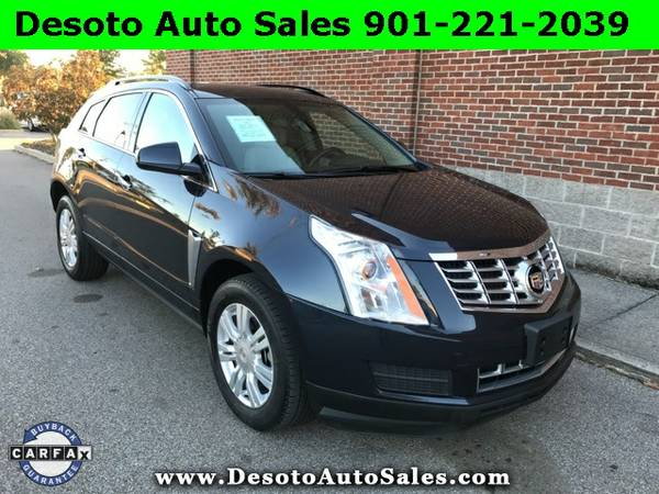 2015 Cadillac SRX - Only 27K miles, 1 Owner, Clean Carfax, Factory bum