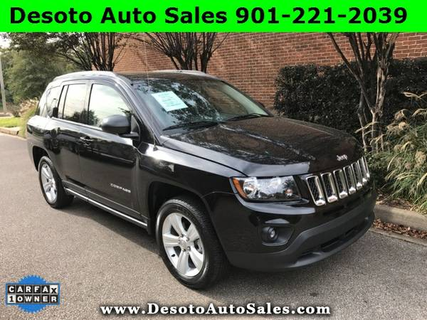 2016 Jeep Compass Sport - Only 10K miles, 1 Owner, Clean Carfax, Facto