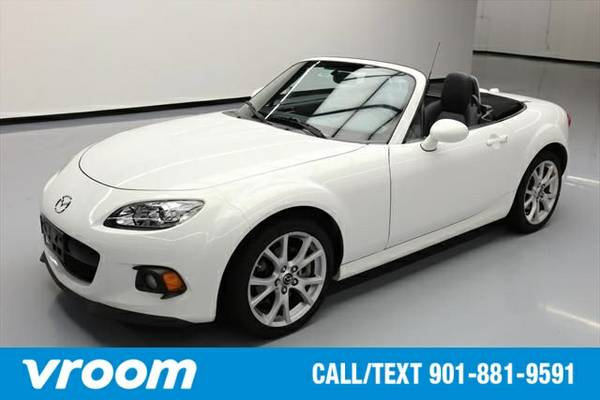 2013 Mazda MX-5 Miata Grand Touring 7 DAY RETURN / 3000 CARS IN STOCK