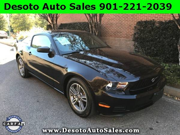 2012 Ford Mustang V6 Premium with Leather - Automatic transmission, Le