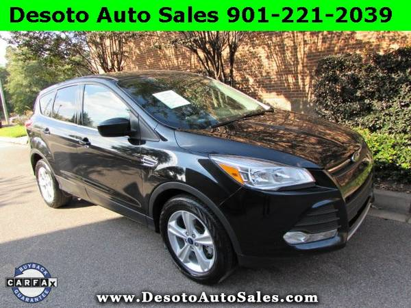 2015 Ford Escape SE Low miles, Clean Carfax, Factory bumper to bumper