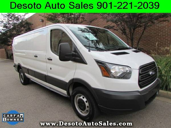 2016 Ford Transit-250 Base Low miles, 1 Owner, Clean Carfax, Factory b