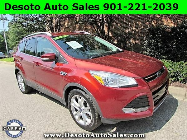 2015 Ford Escape Titanium - Only 36K miles, Clean Carfax, Warranty, 2.
