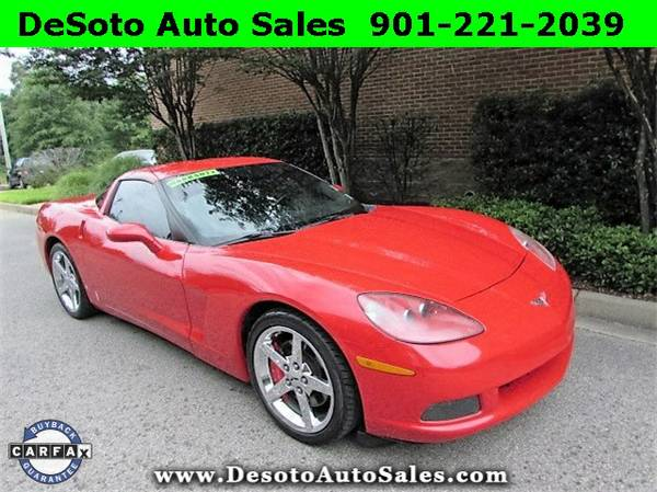 2008 Chevrolet Corvette - Clean Carfax, Service records, 6.2L V8 engin