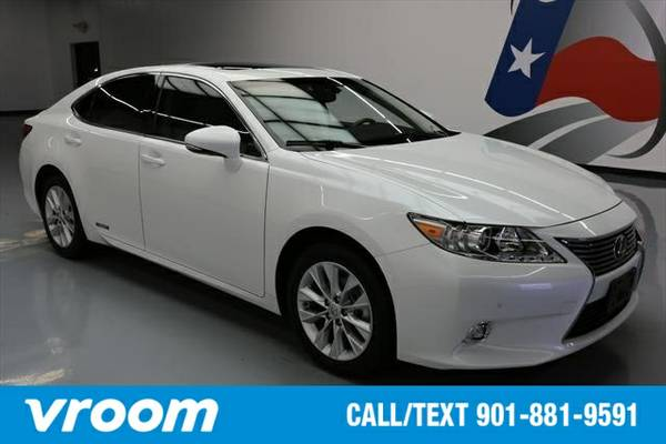 2014 Lexus ES 300h 7 DAY RETURN / 3000 CARS IN STOCK